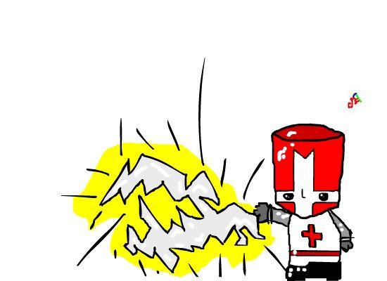 red castle crasher