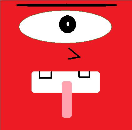 Bucktooth Cyclops