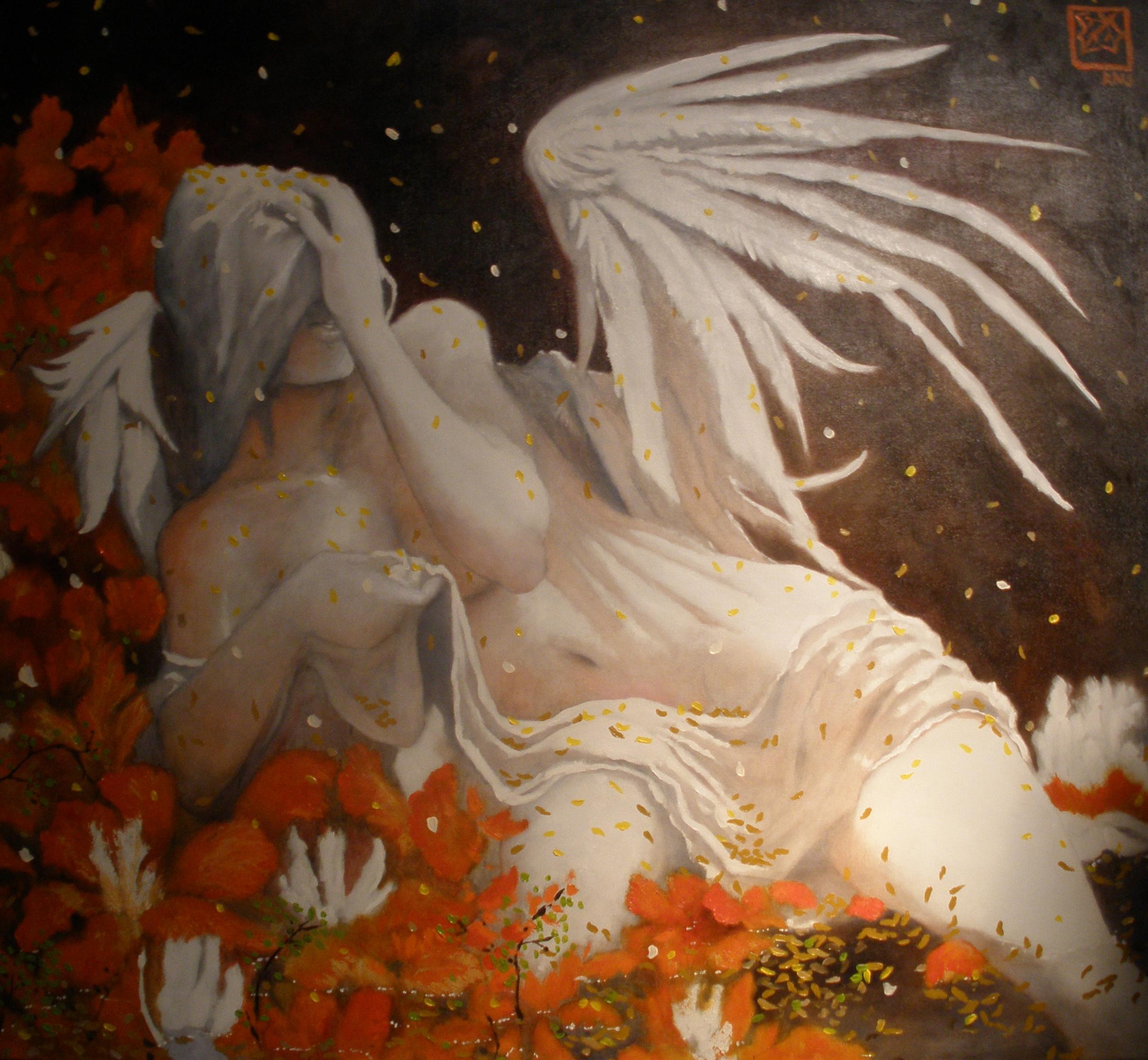 Porcelain October