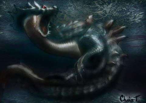 Monster Hunter Tri Lagiacrus