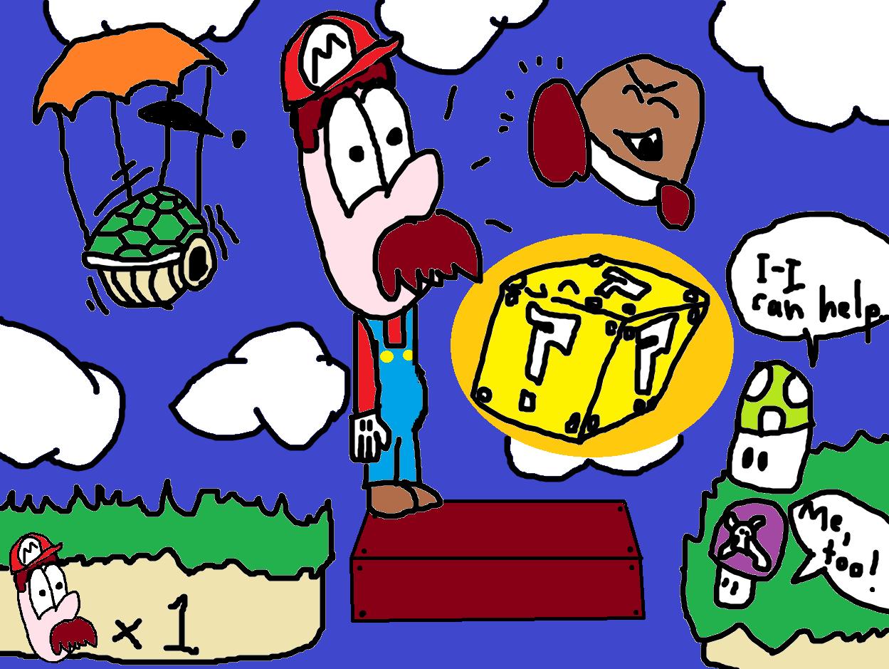 Mario Panic