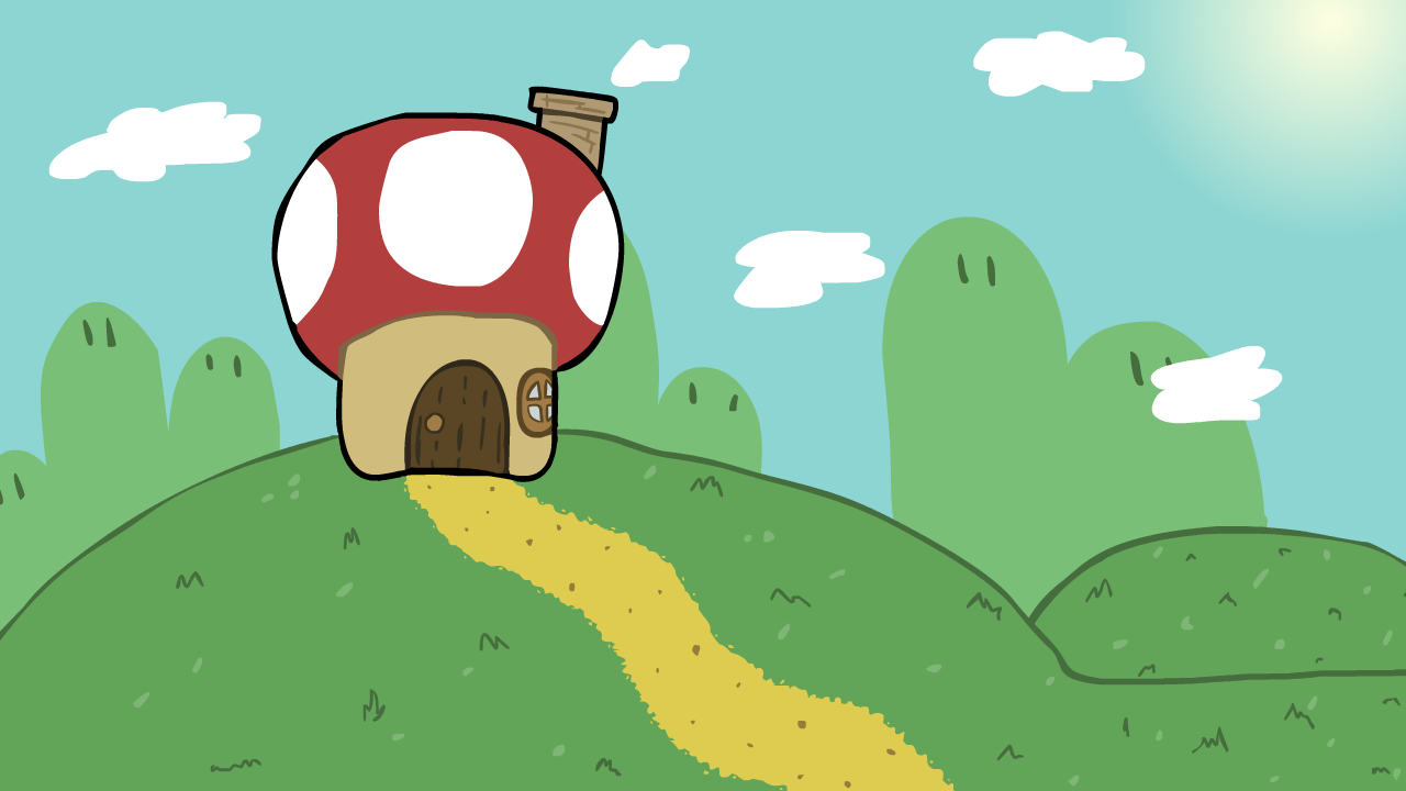 Toad's House