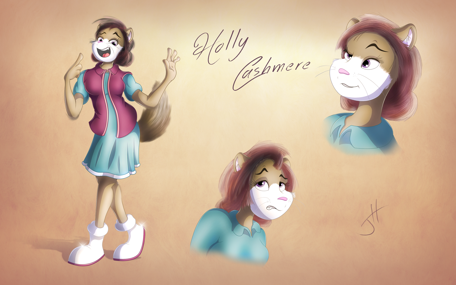 Holly Cashmere Revisited