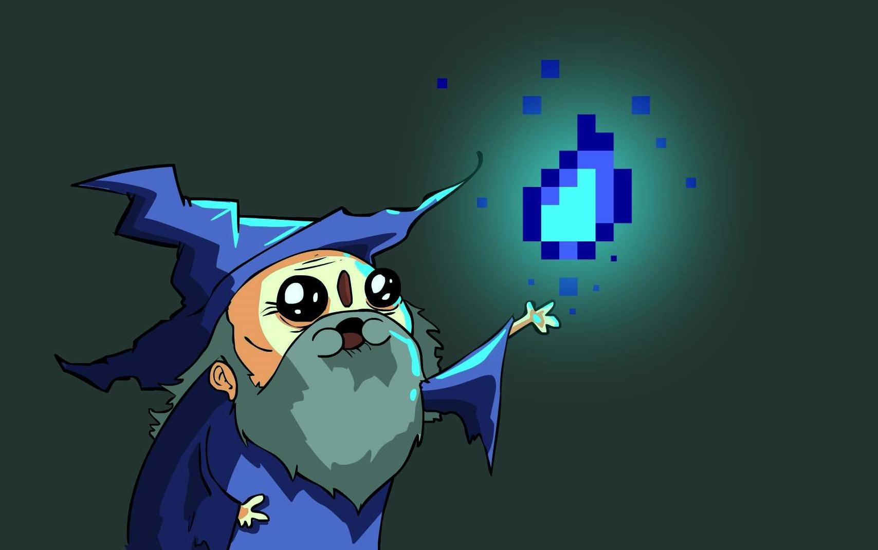 Pixel Wizard!