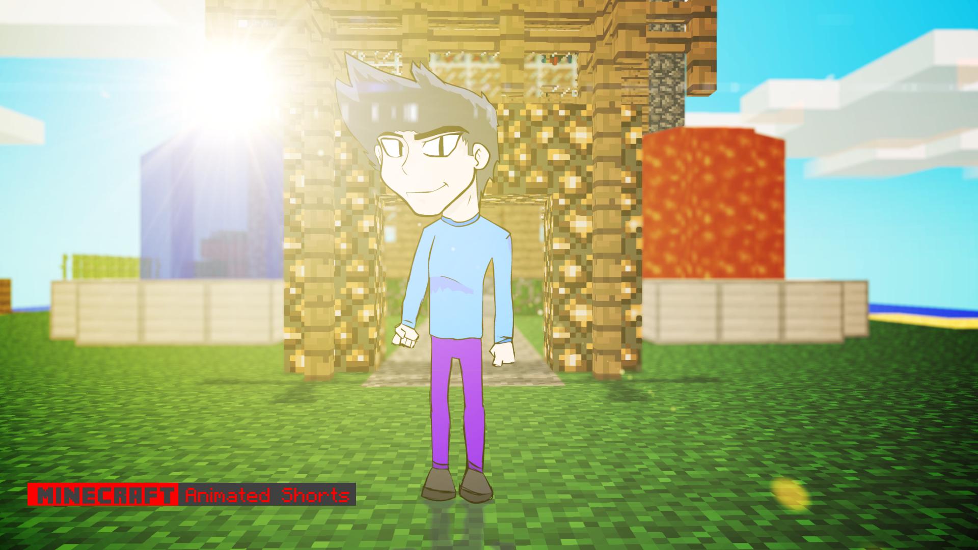 Steve of MineCraftia