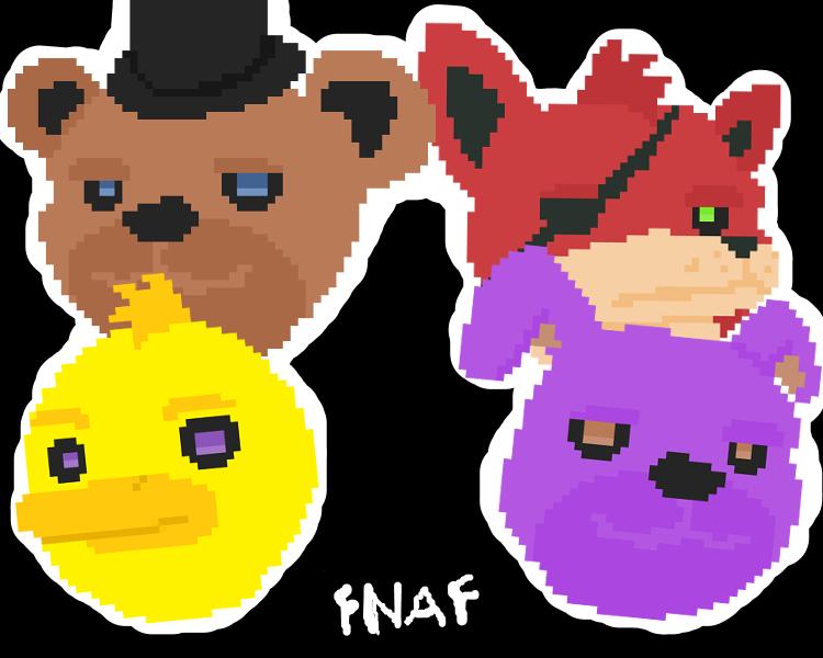 FNAF: Pixels