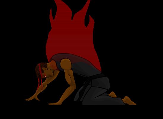 Ryu's struggle