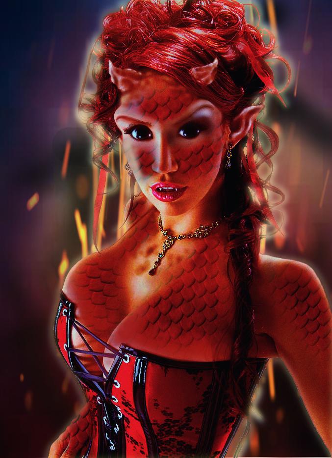 Devil Temptress