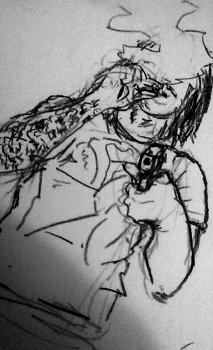 Duwop Sketchbook