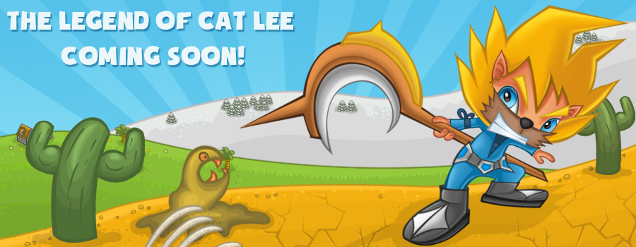The Legend of Cat Lee