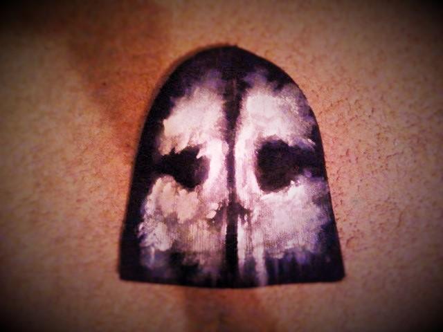 Cod ghost beanie!! :D
