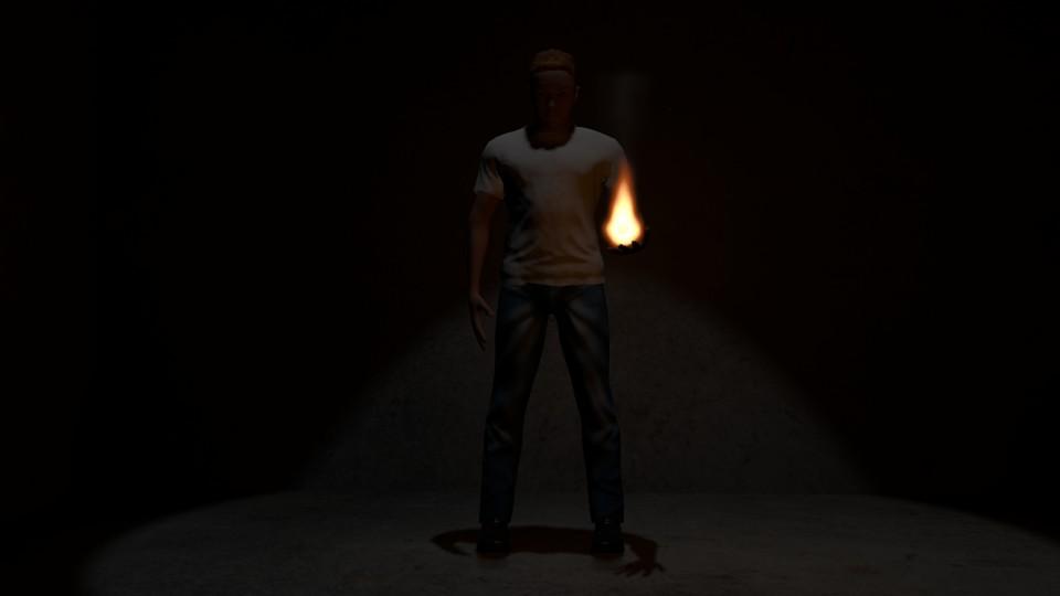 Man of Fire