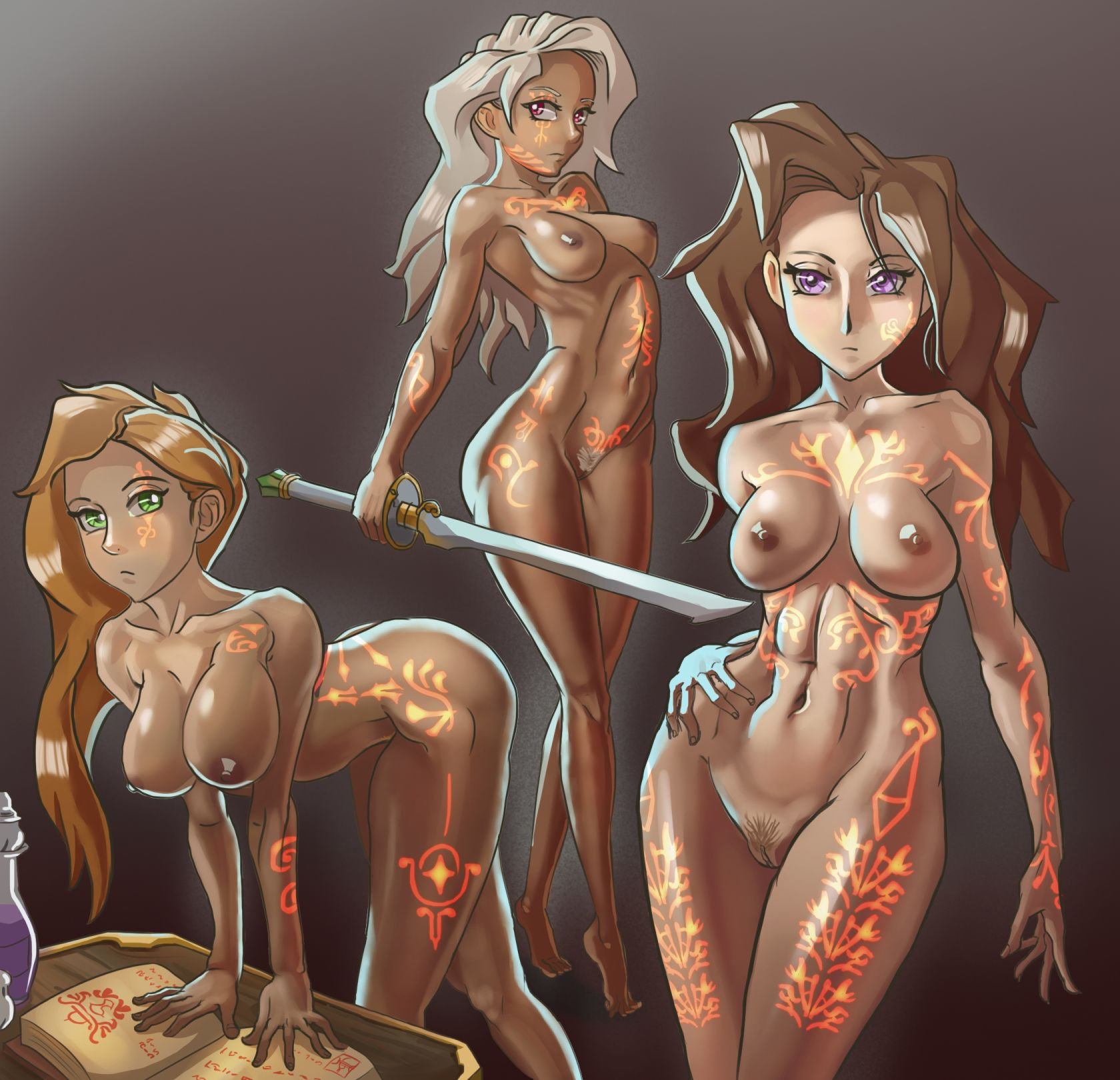 The Sorceresses sigil