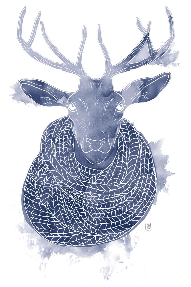 Woolen Creature