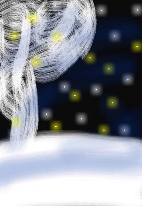 White Golden Melody