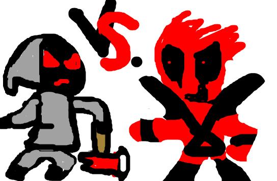 Me VS Zed