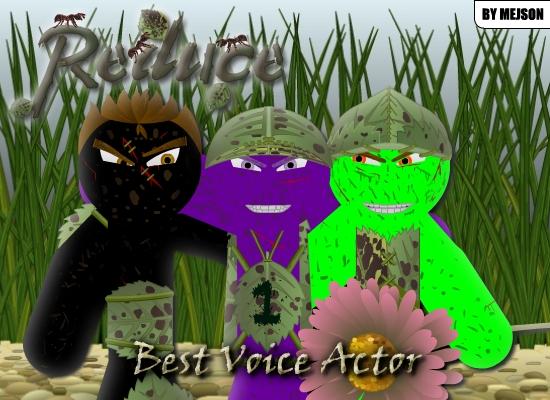 Zip - Best Voice Actor