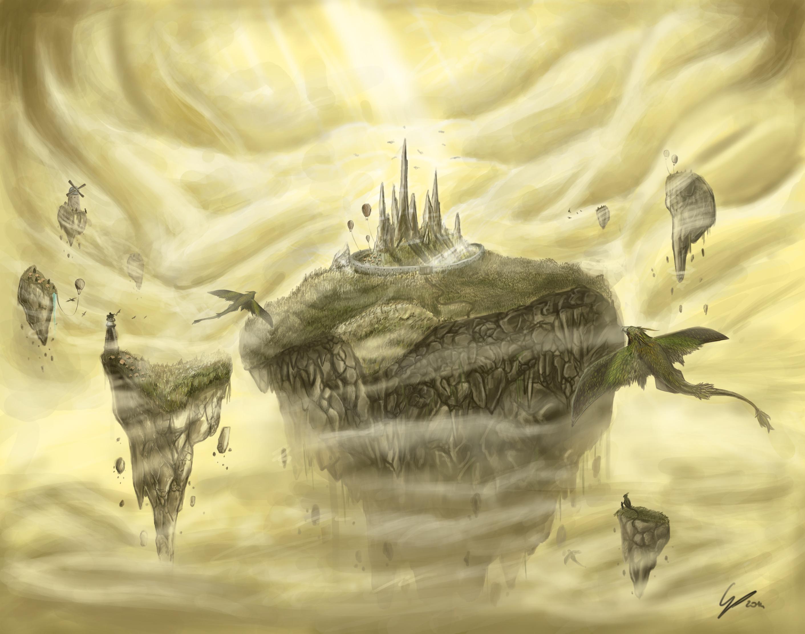 Sky-islands