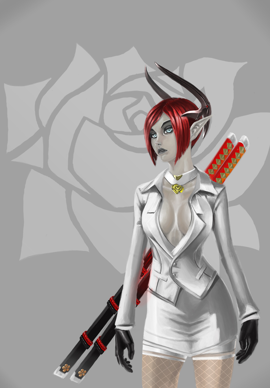 Tera warrior: Vymnis