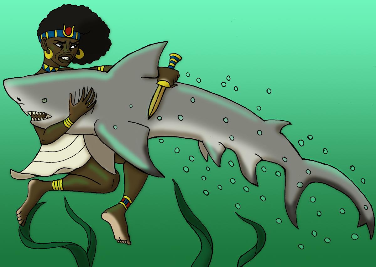 Fish for a Pharaoh