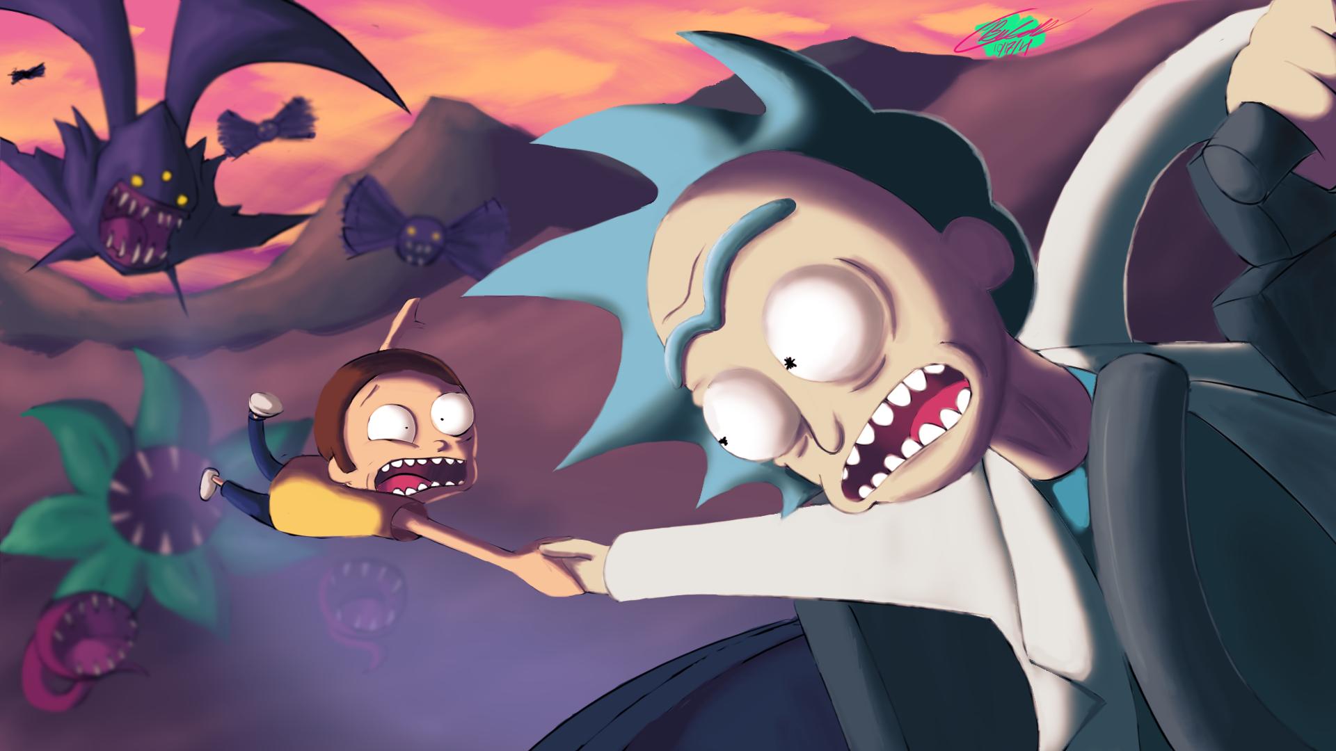I Gotcha, Morty!
