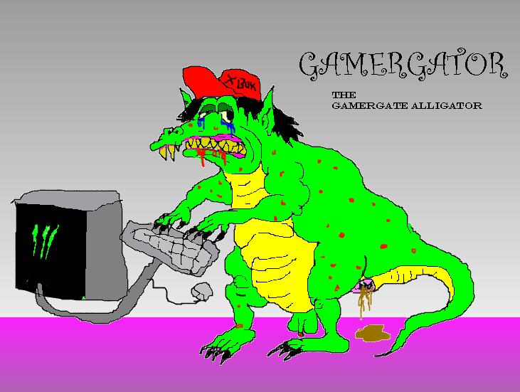 Gamer Gate mascot