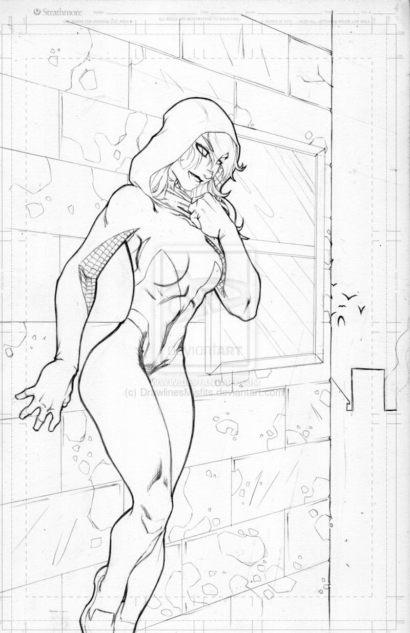 Spider Woman - Gwen Stacy