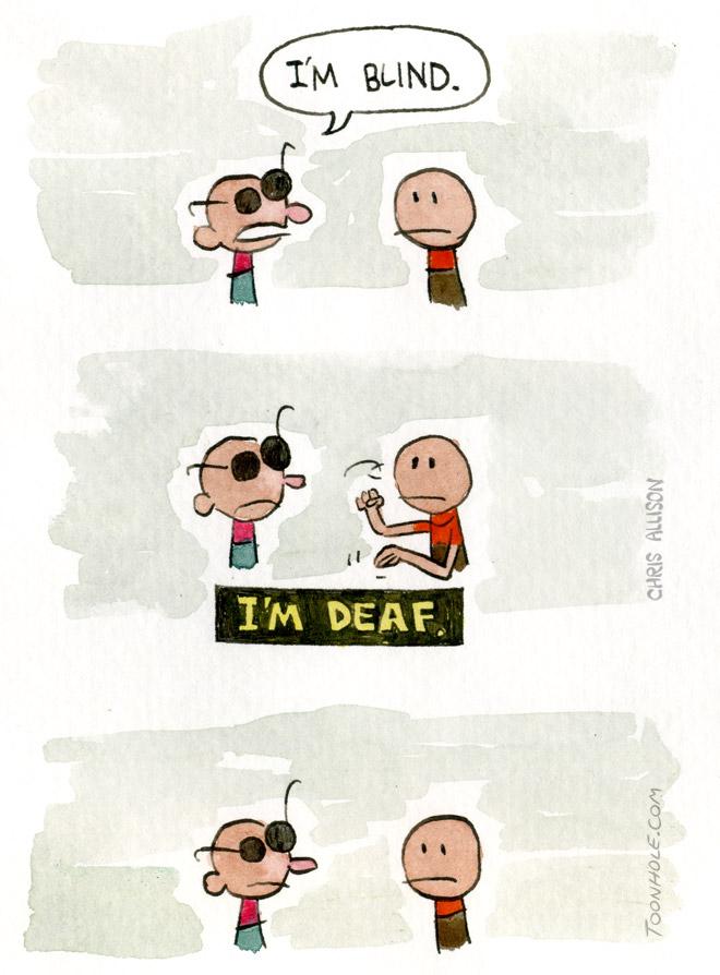 A Short Conversation