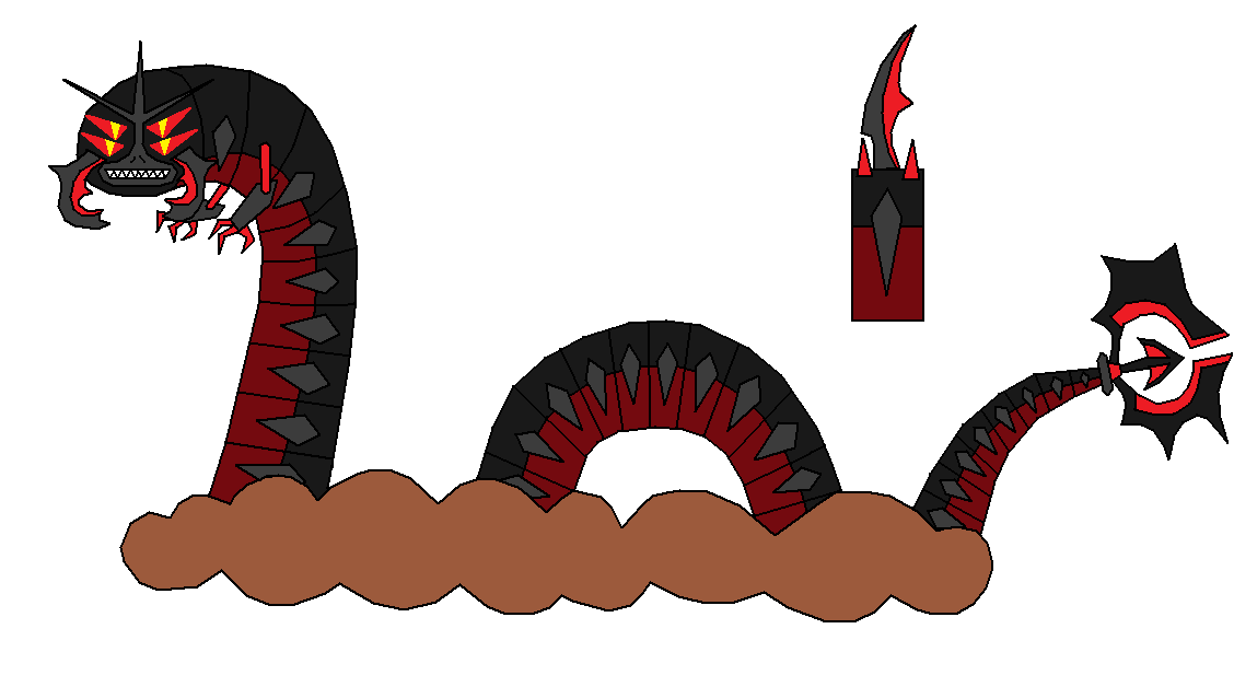CC - Mongolian Death Worm