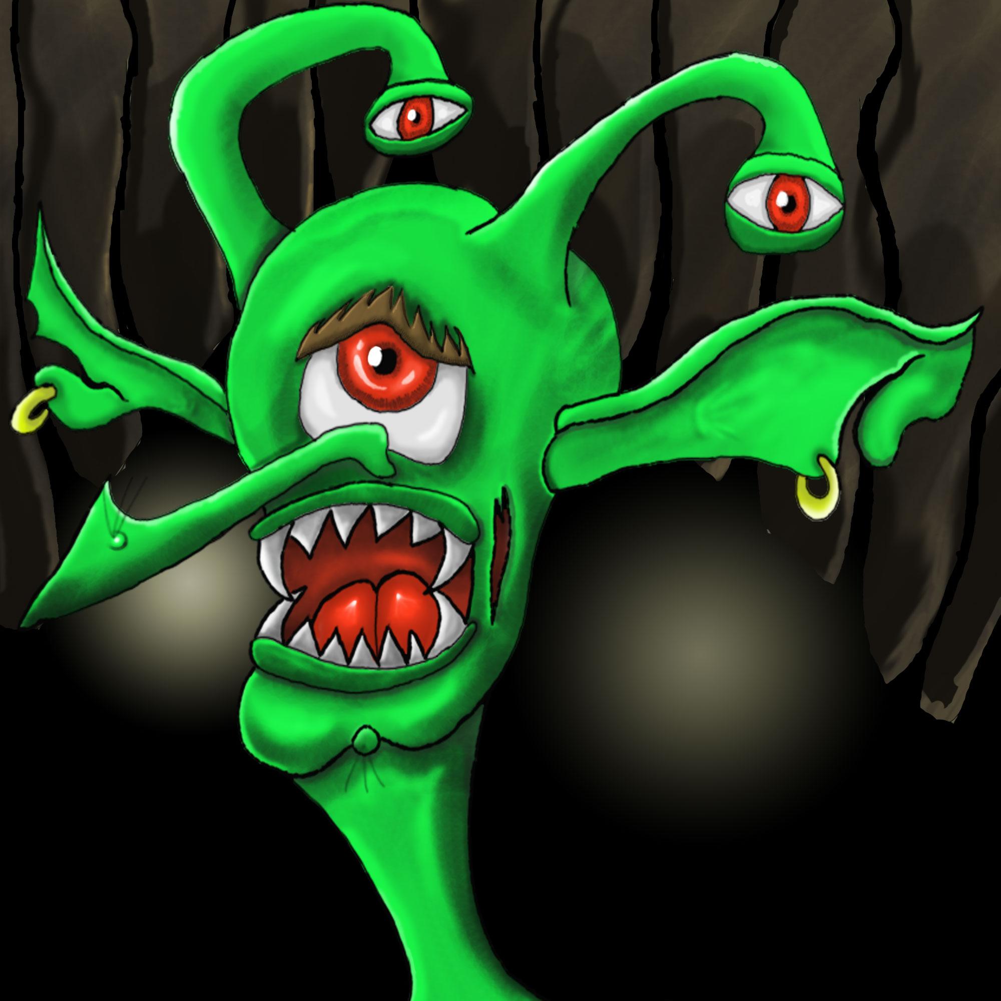 One eyed Goblin