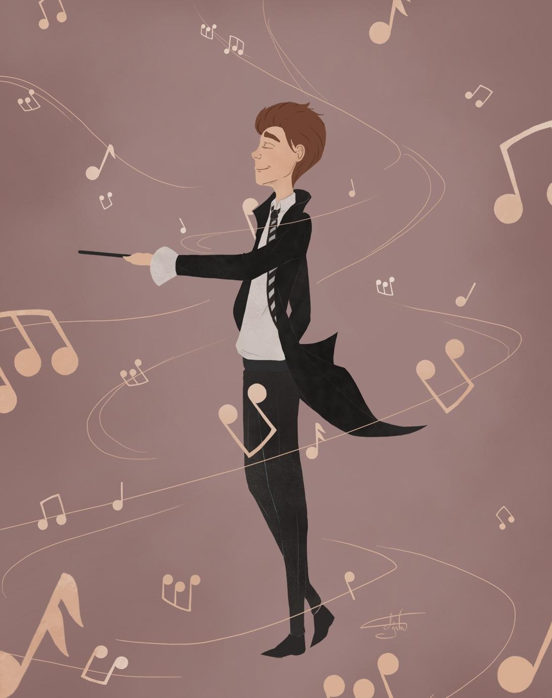 Music, music everywhere...