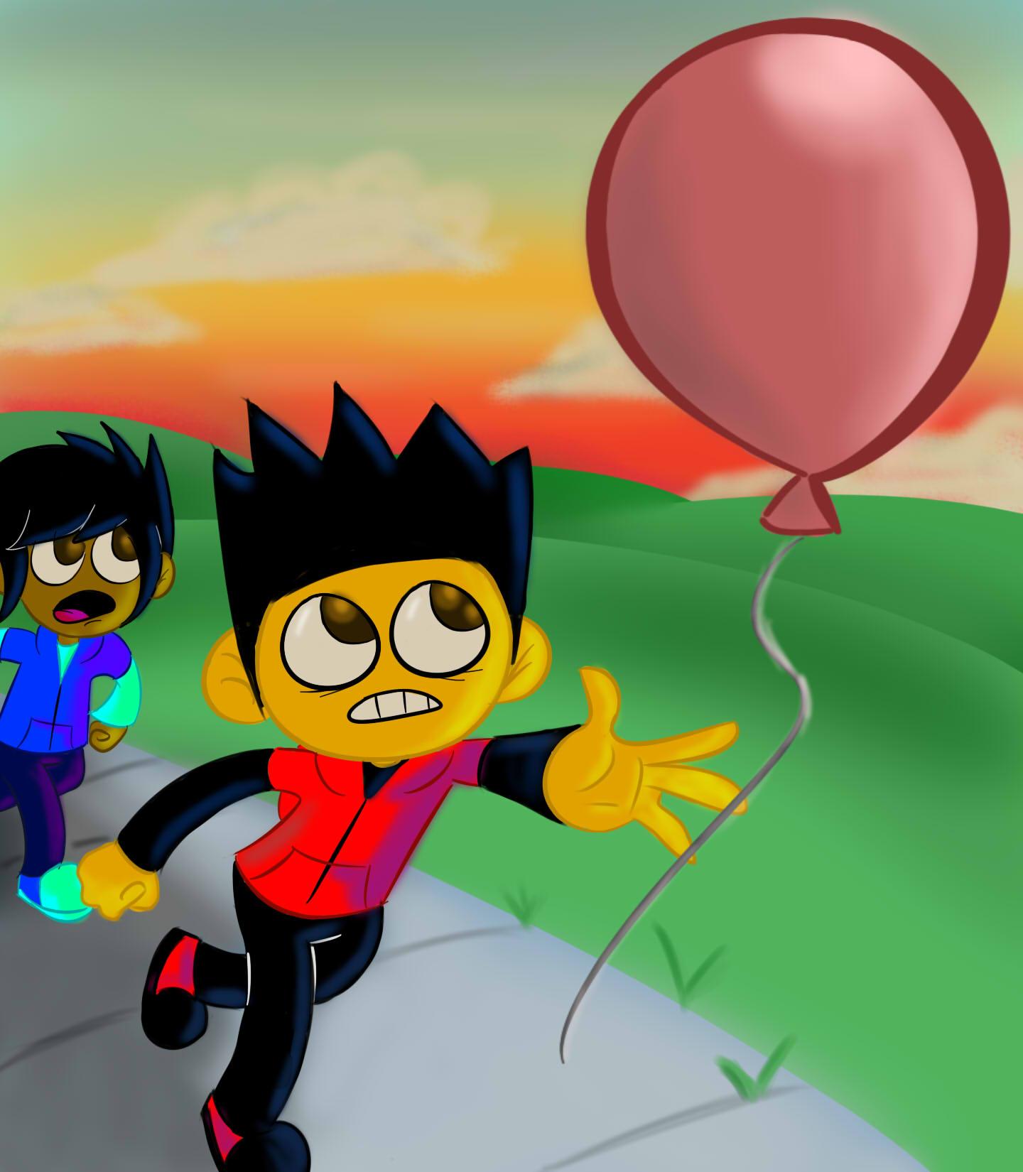 Dang balloons