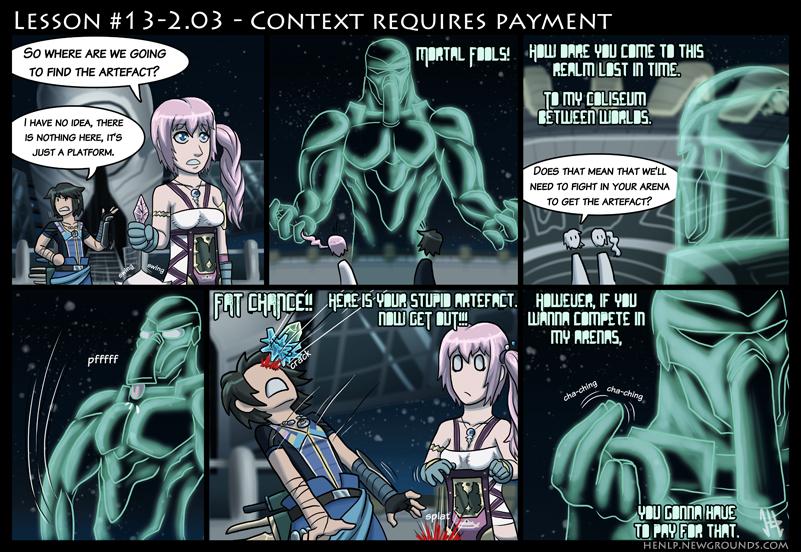 Final Fantasy Lesson #13-2.03