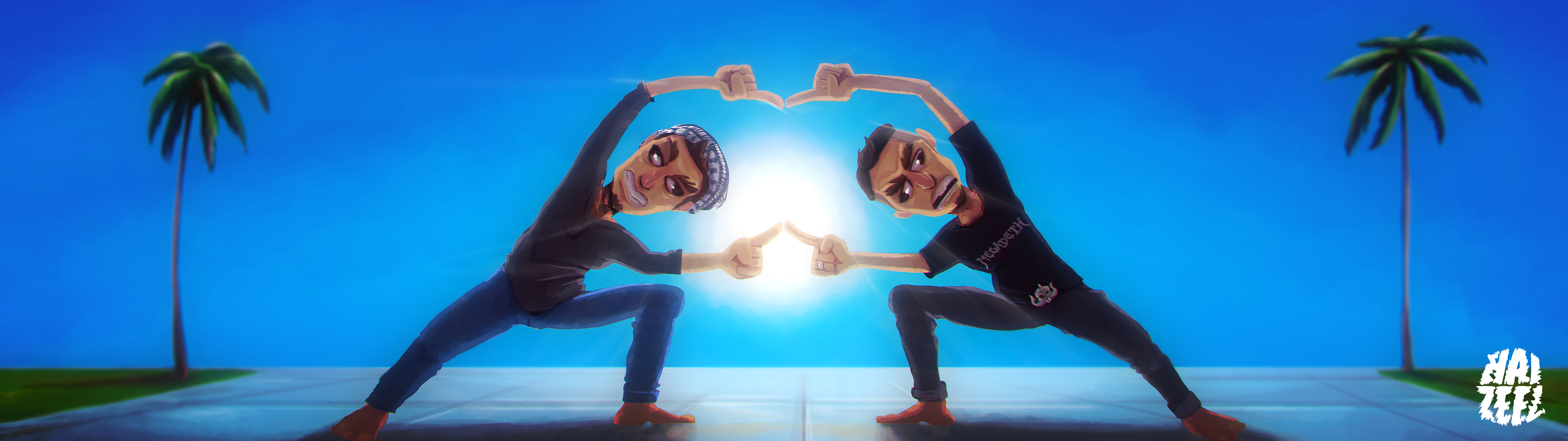 Twin Fusion Dance