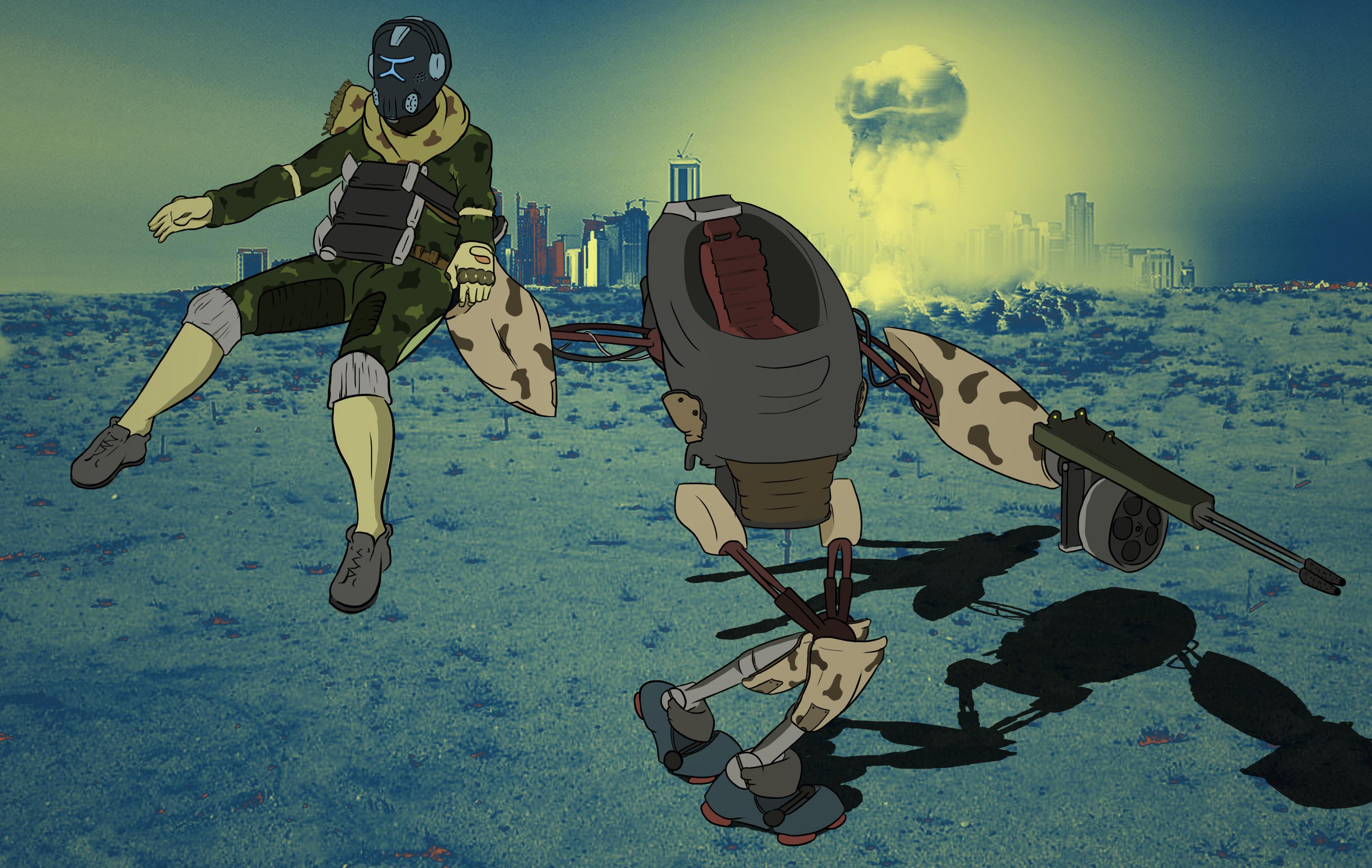 Titanfall capture