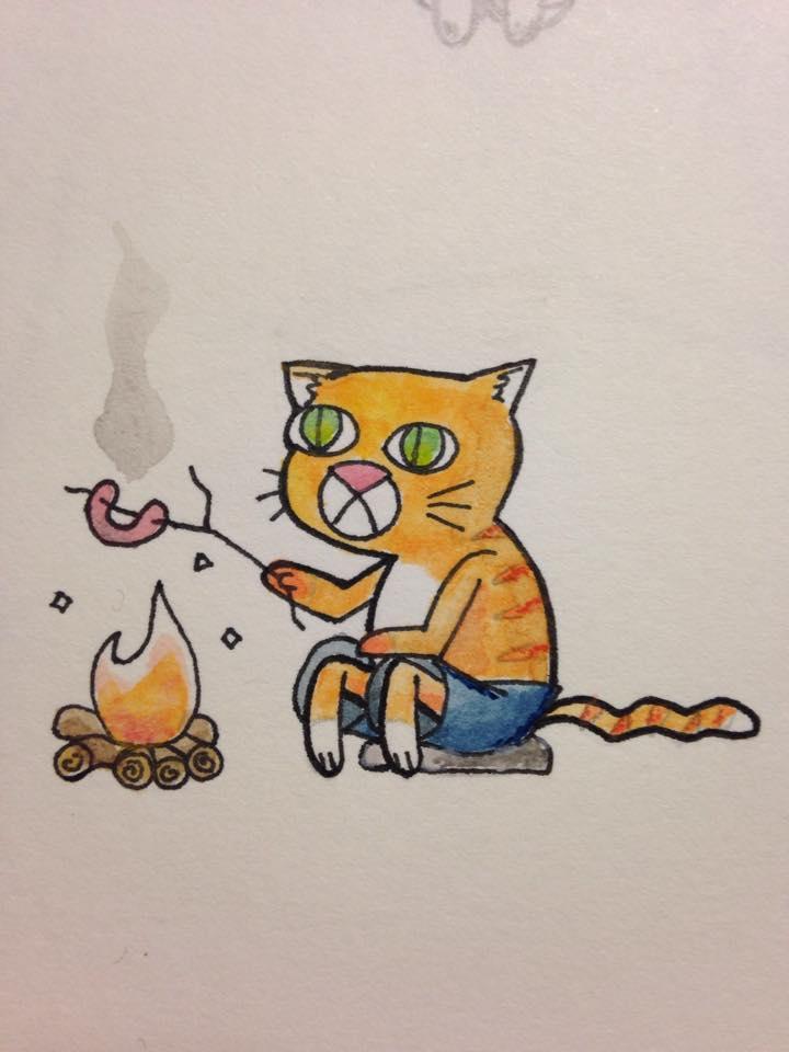 elliott the cat
