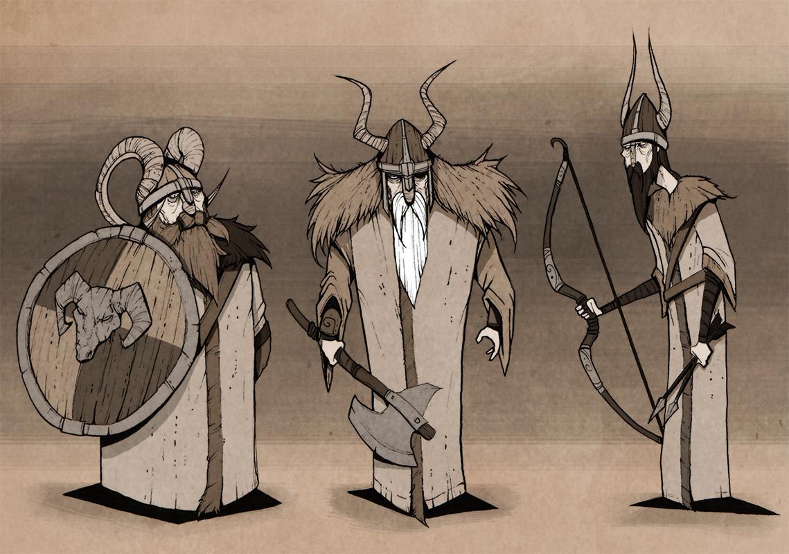 Viking guys