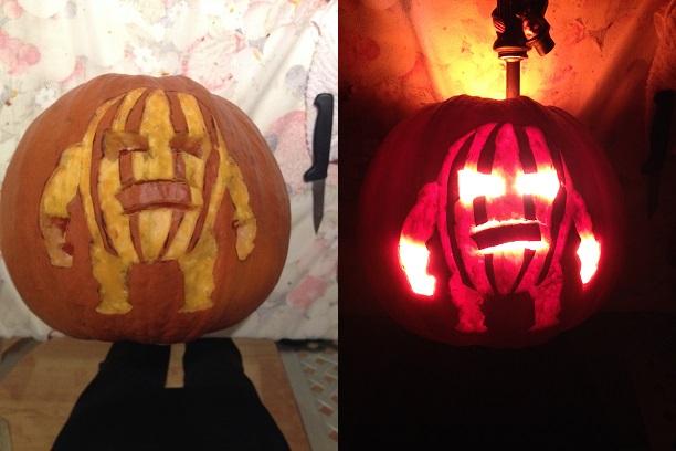 2014 Pumpkin - Ragemelon