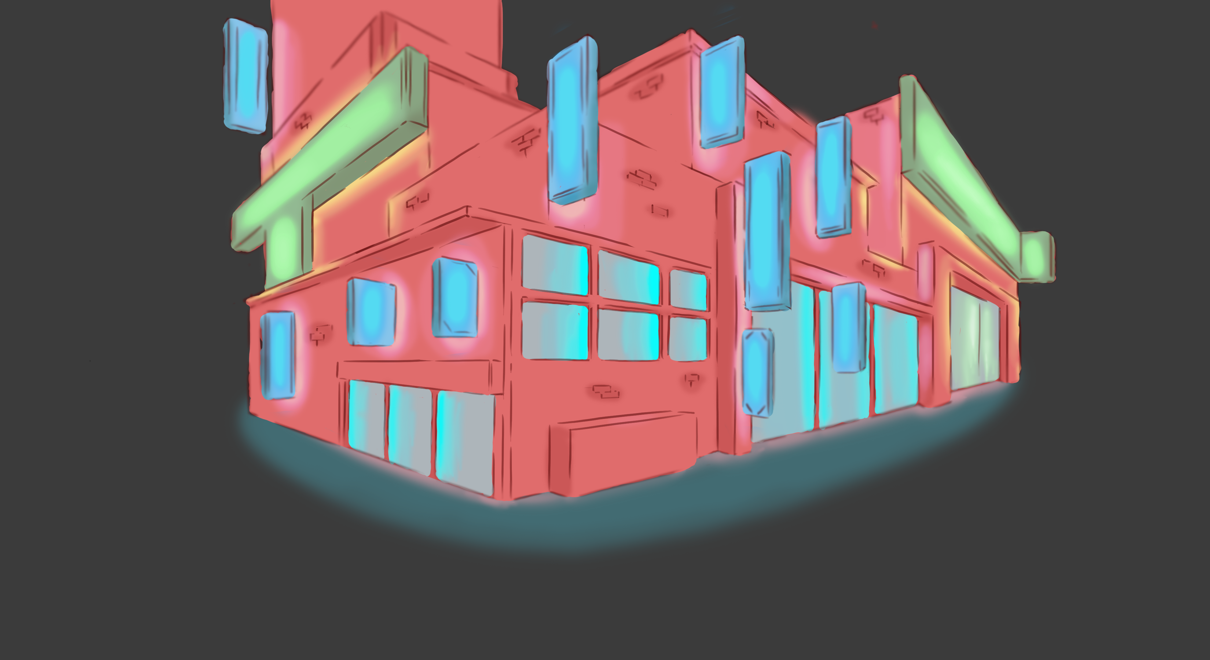 perspective buildings practice