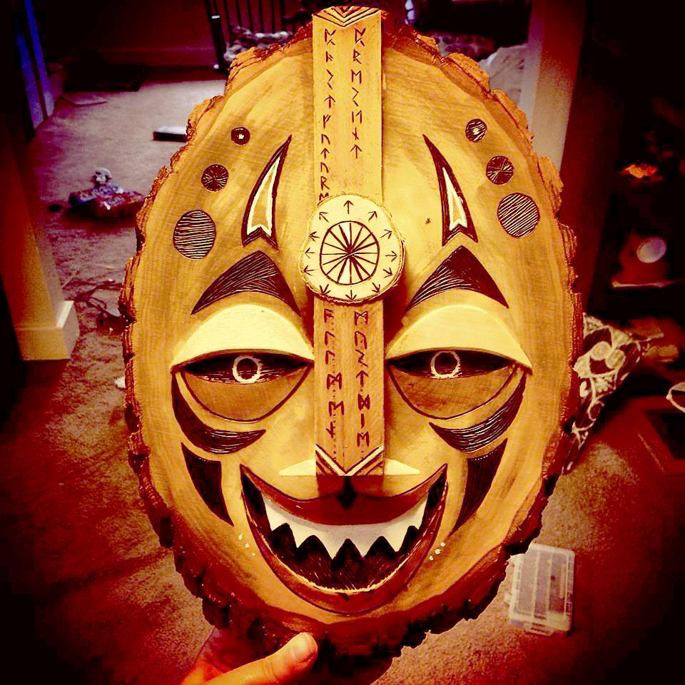 Floyd the Mask