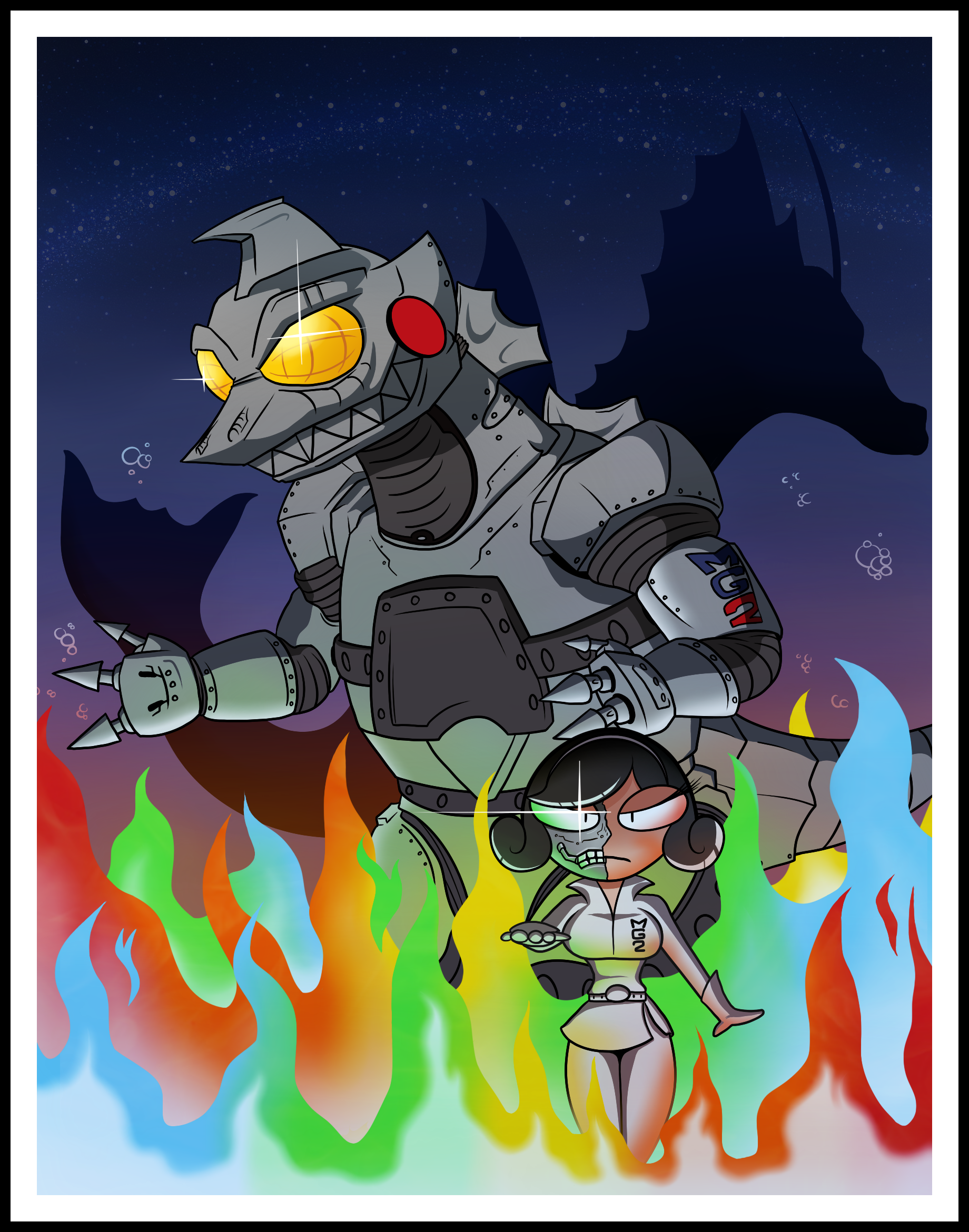 The Terror of Mechagodzilla