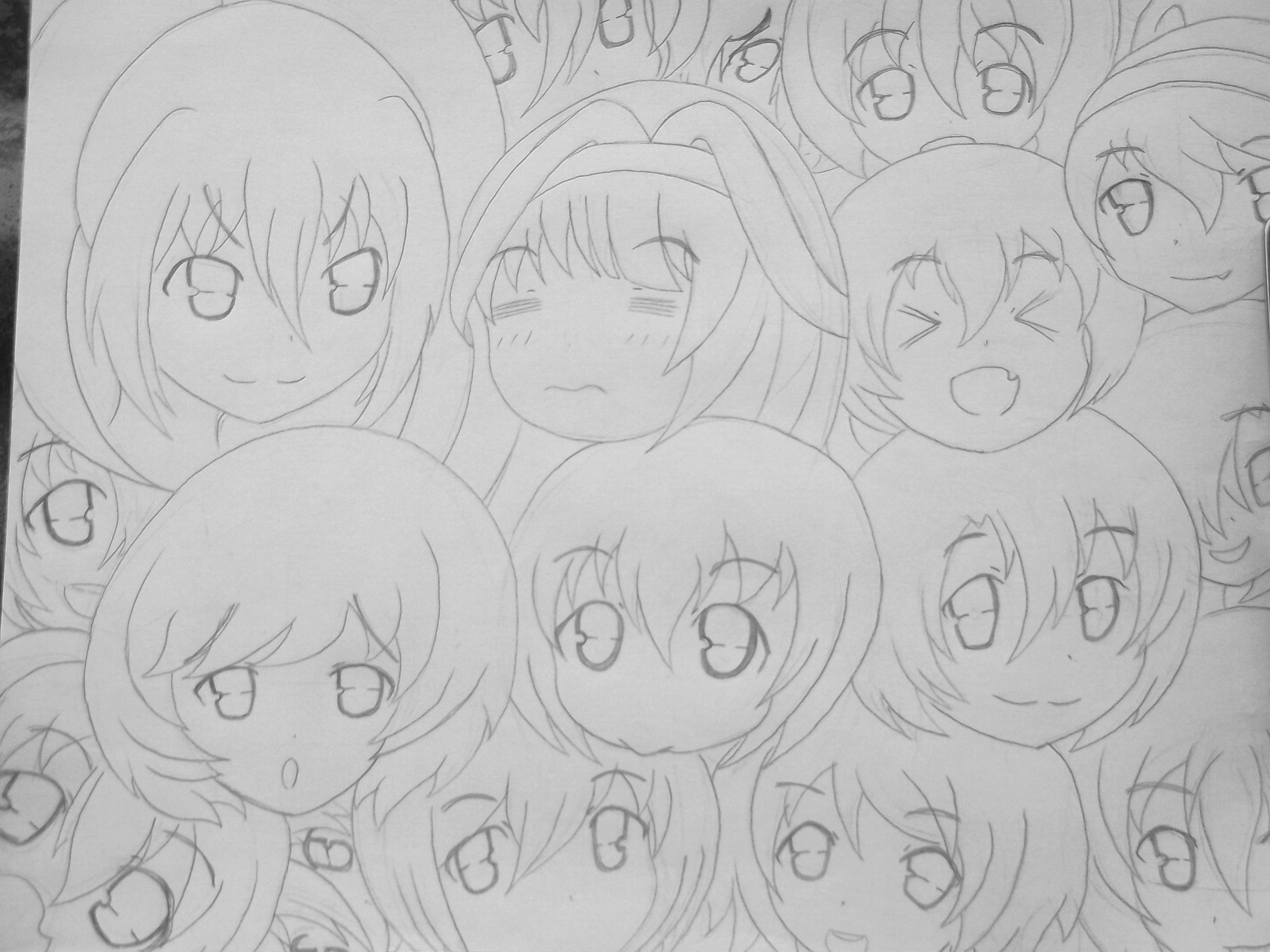 Face Overload 07