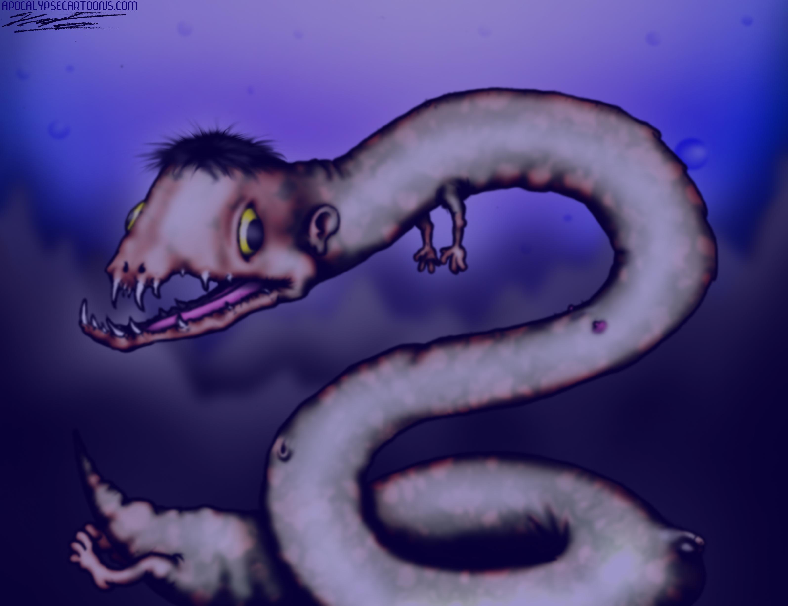 Manray Eel