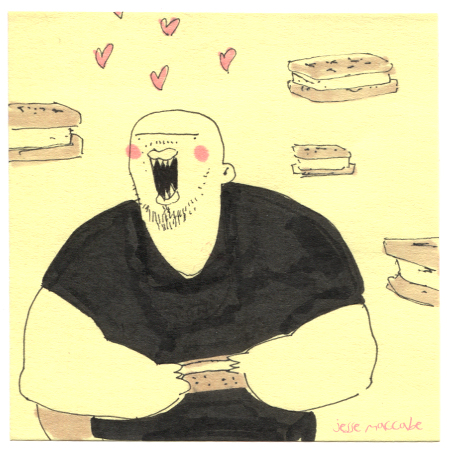 Ice Cream Sandwich <3