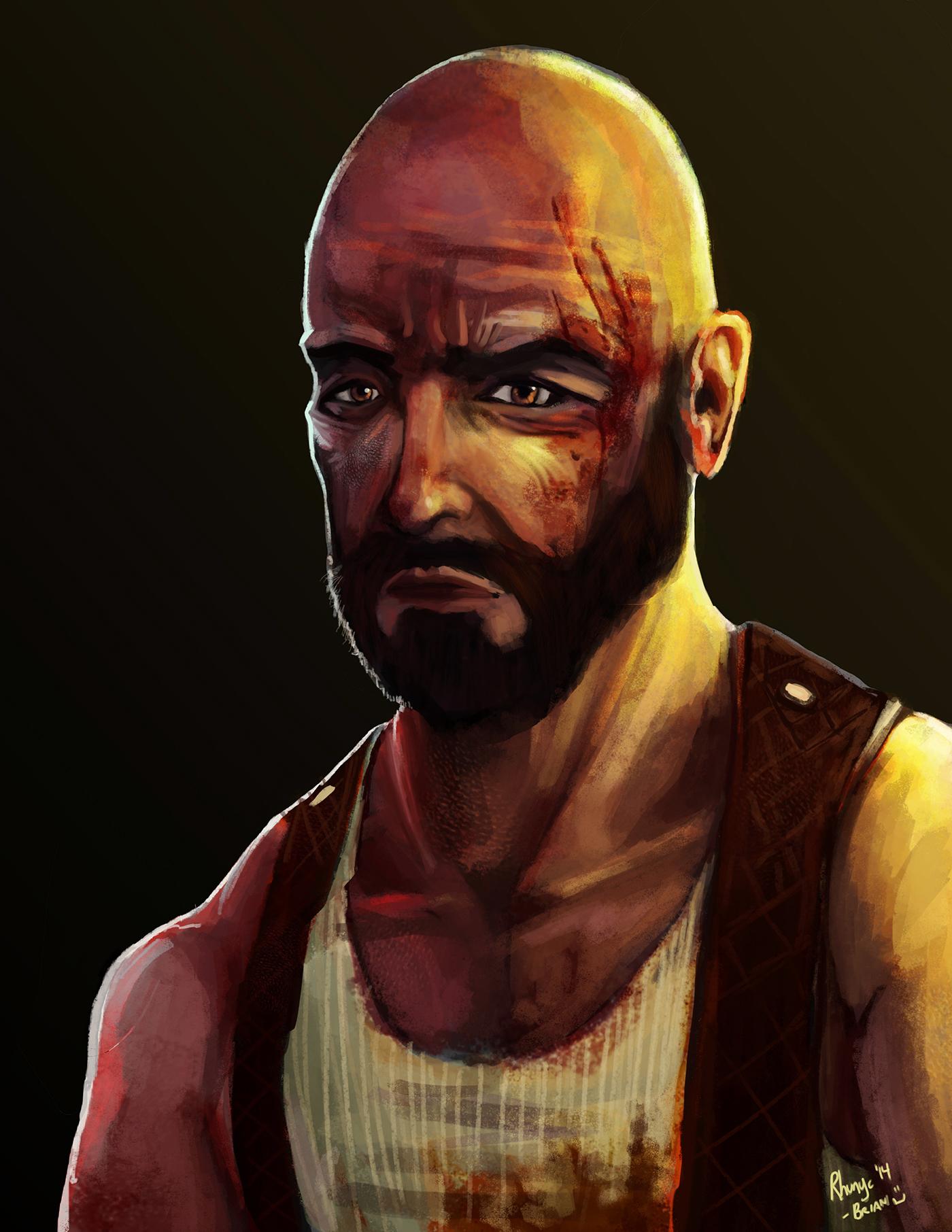 Max Payne - COTMMAN entry