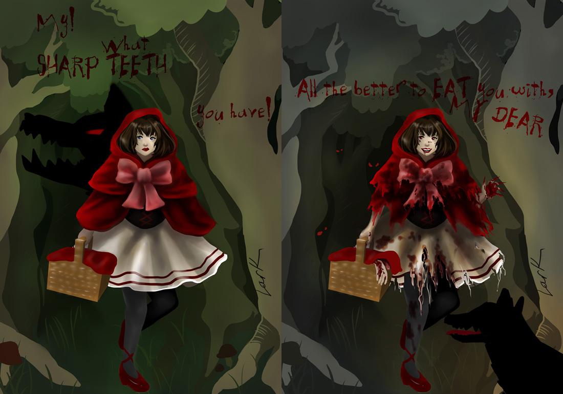 Little Red Riding Hood - D&L