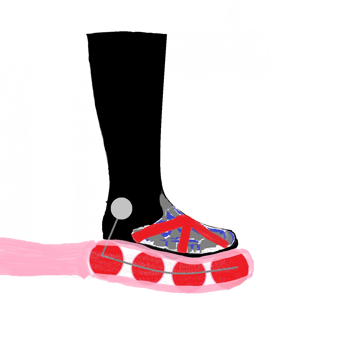 ravens Boot