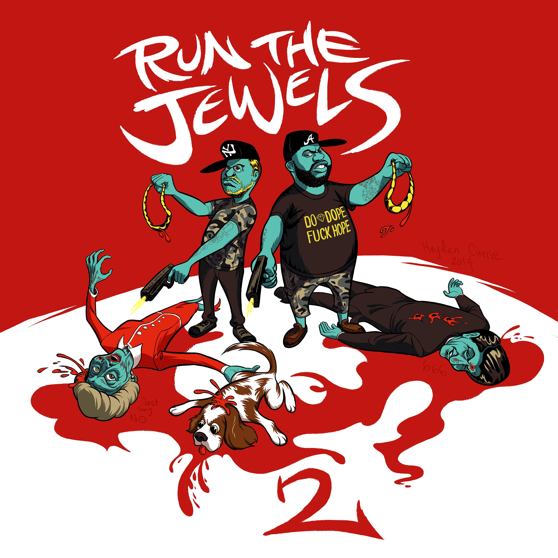 Run The Jewels 2