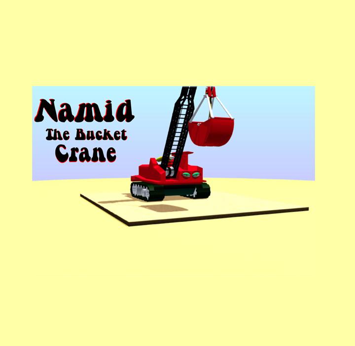 Namid Bucket Crane