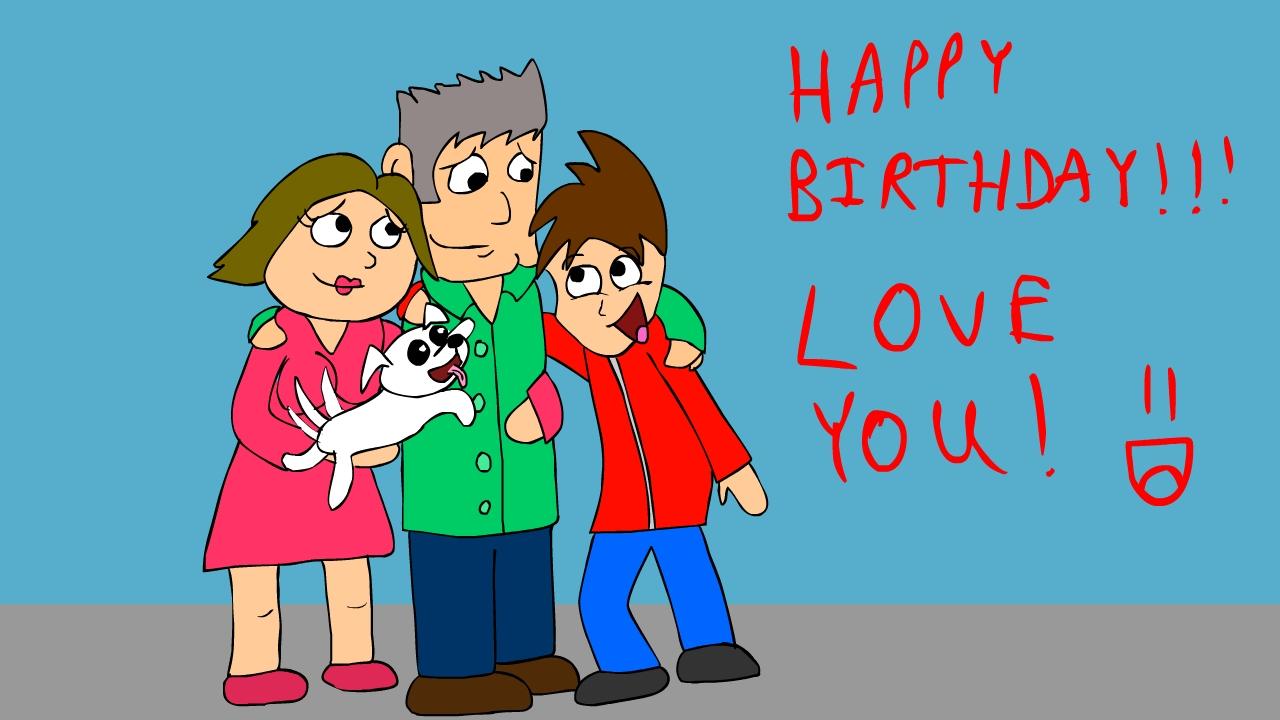 Happy Birthday Dad!